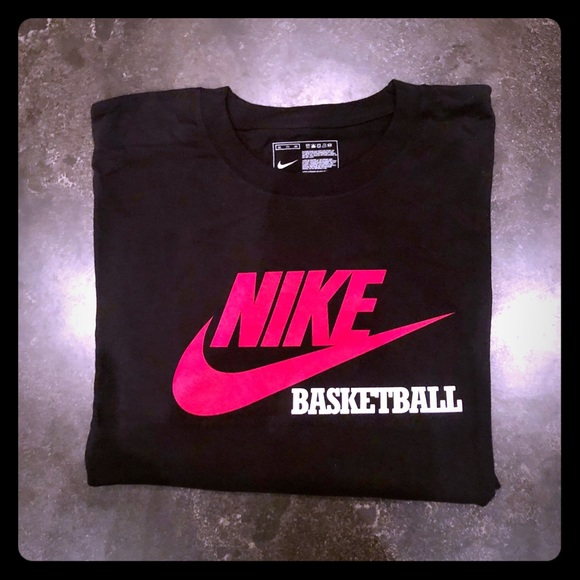 Nike Other - Men's black Nike tee with red writing - Size XXXL